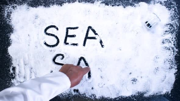 Cover Image for Sea Salt Writing