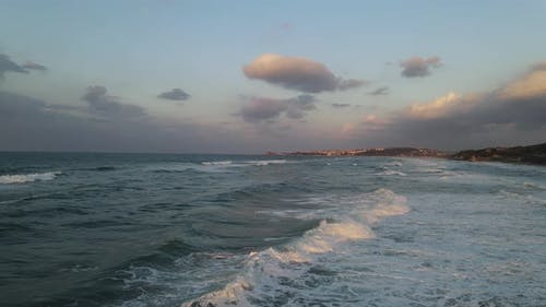 Ocean Sea Waves