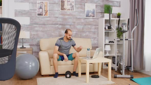 Online Workout with Personal Trainer