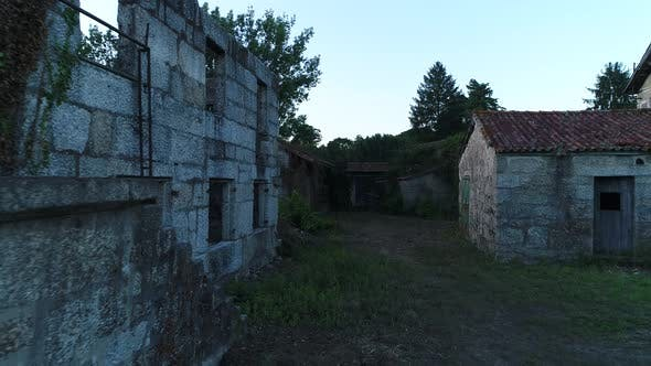 Thumbnail for Walking in Abandoned House