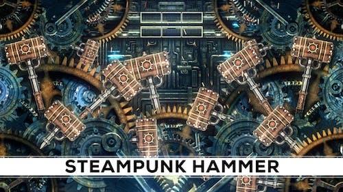 Steampunk Hammer