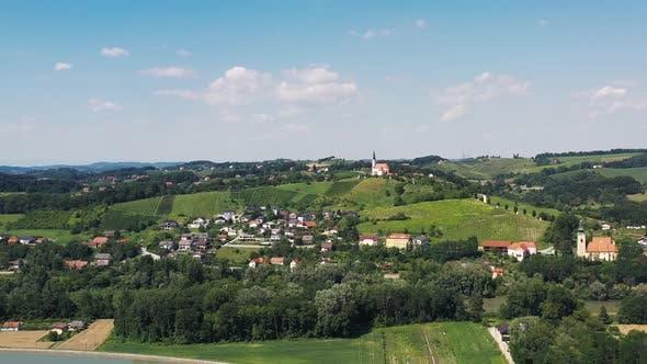 Thumbnail for Village in Slovenia