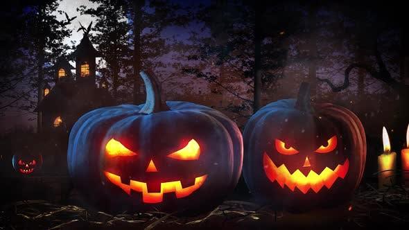 Thumbnail for Halloween Pumpkins