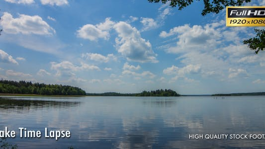 Thumbnail for Lake Time Lapse