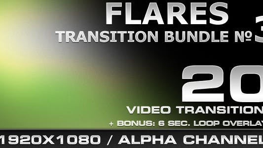 Thumbnail for Flares Transition Bundle - 3