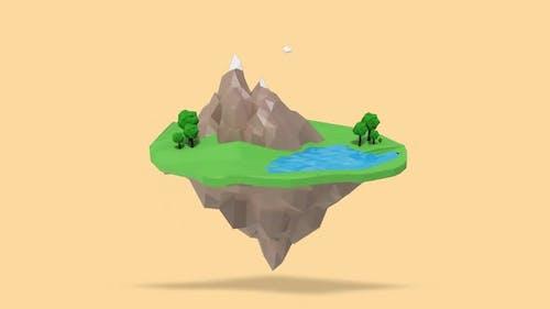 Eco friendly green planet Earth