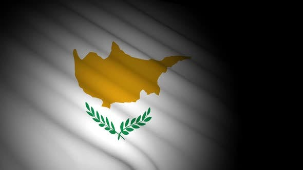 Thumbnail for Cyprus Flag Blowing in Wind