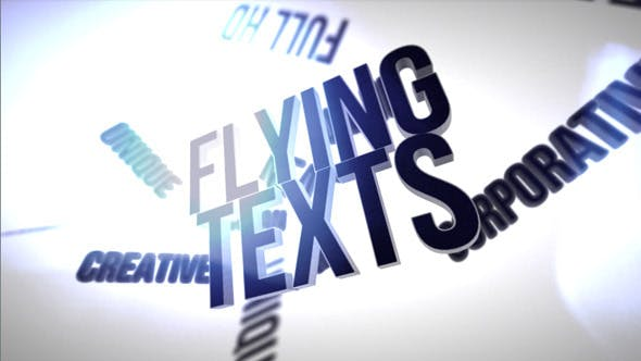 Thumbnail for Flying Texts