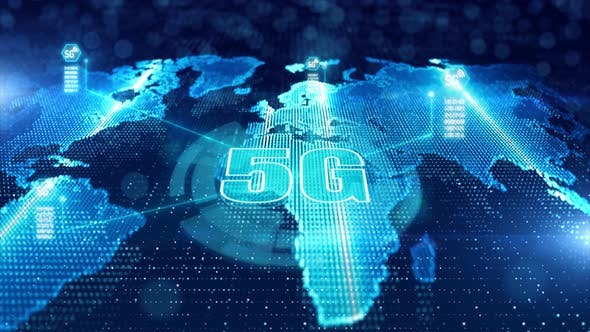 Hud Scaning 5G Connectivity