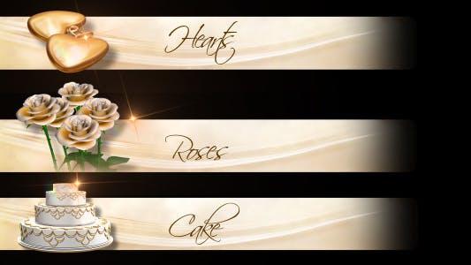 Thumbnail for Wedding Cake Roses - lower third