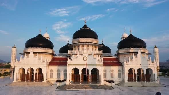AH - Baiturrahman Mosque 02
