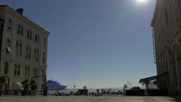 Thumbnail for Trg Republike in Split