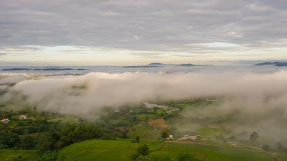 Thumbnail for Fog Landscape