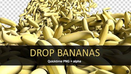 Drop Bananas