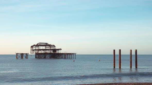Thumbnail for Brighton West Pier Hyperlapse
