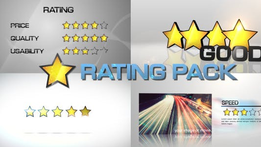 Thumbnail for Star Rating Pack
