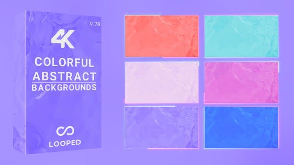 Colorful  Liquid Backgrounds