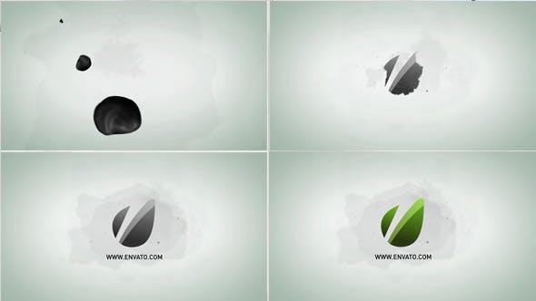 Revelar el Logo de Tinta Blot