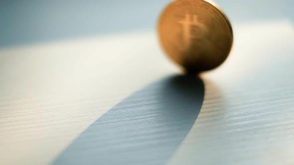Thumbnail for Golden and Silver Bitcoin Coins