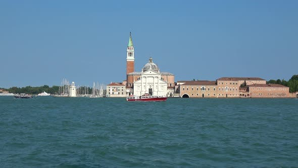 Thumbnail for Panoramic view of San Giorgio Maggiore Island