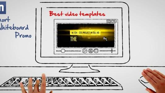 Thumbnail for Short Whiteboard Promo