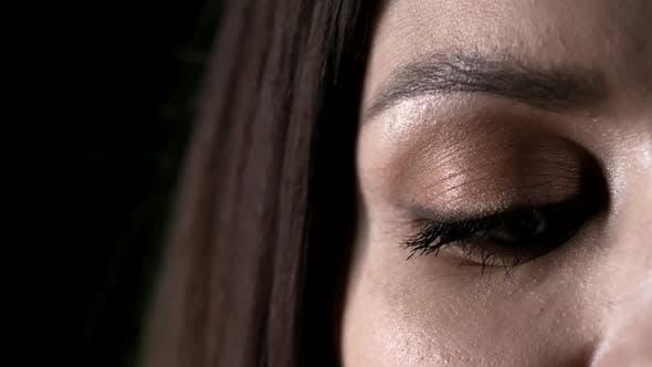 Thumbnail for Beautiful Green Female Eye