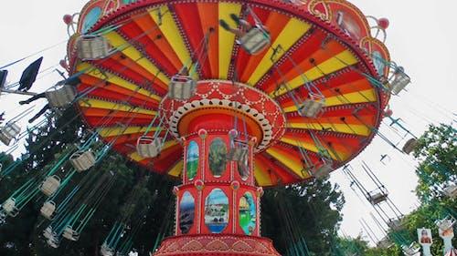 Merry Go Round - Swing