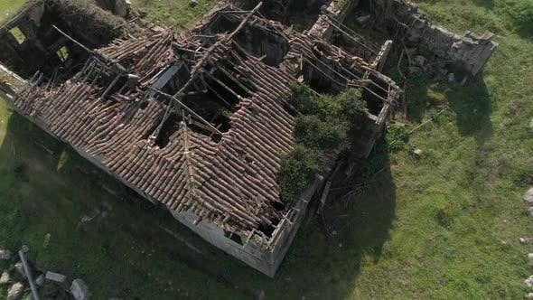 Thumbnail for Abandoned Houses from Above