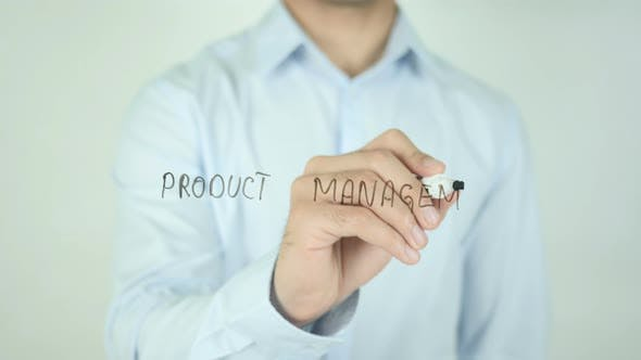 Thumbnail for Product Management, Writing On Screen