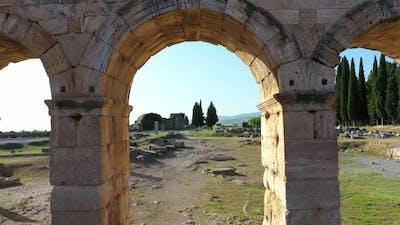 Ancient ruins of Hierapolis
