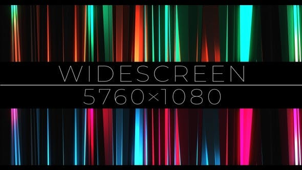 Thumbnail for Neon Curtains Widescreen