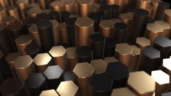 Thumbnail for Hexagon Background 3
