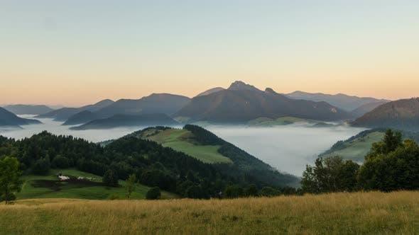 Thumbnail for Summer Sunrise Mountains