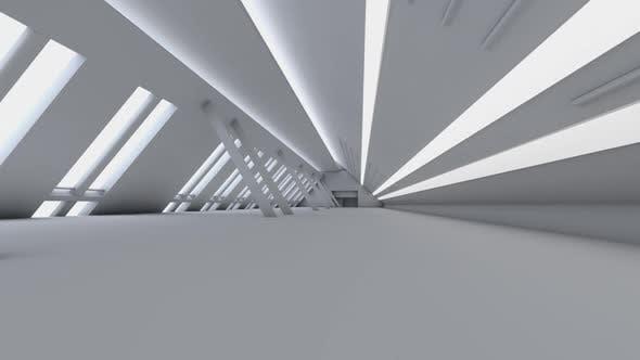 Modern architecture Interior visualisation