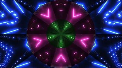 Glowing Kaleidoscope