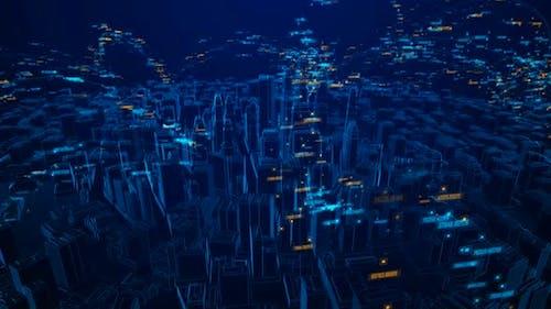 Internet Of Things In Modern City 01
