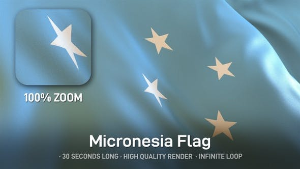 Thumbnail for Micronesia Flag