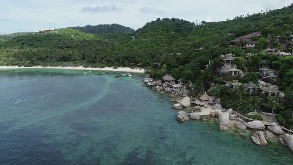 Thumbnail for Aerial View On Thailand Island