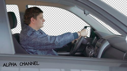 Driver of the Car 5