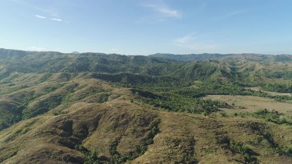 Thumbnail for Mountain Landscape with Valley Island of Luzon, Philippines