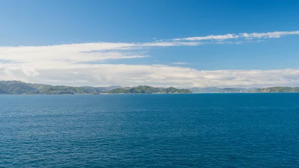 Thumbnail for A Ferry Trip Along the Northern Island of New Zealand