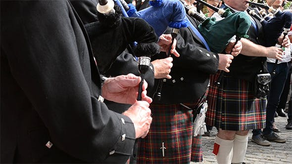 Thumbnail for Bagpipes Band Singers