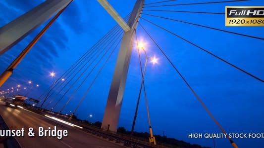 Thumbnail for Sunset & Bridge