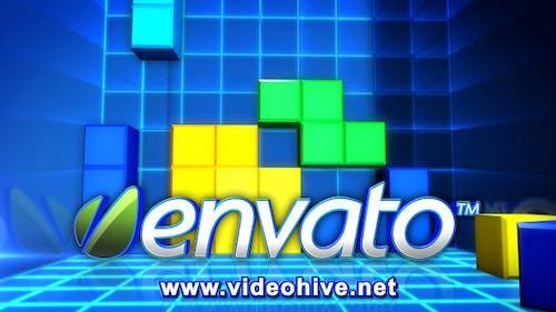 Blocks Logo Reveal