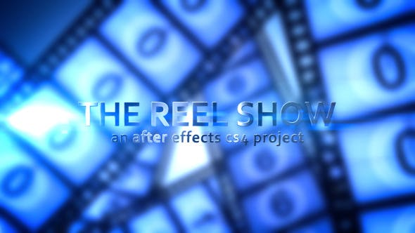 Cover Image for The Reel Show