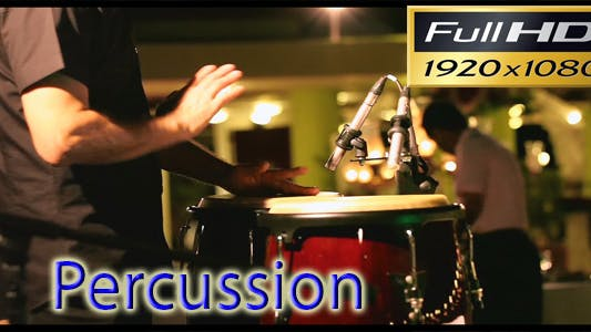 Thumbnail for Percussion Performance