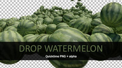 Drop Watermelon