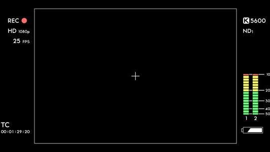Camera Recording Screen 03
