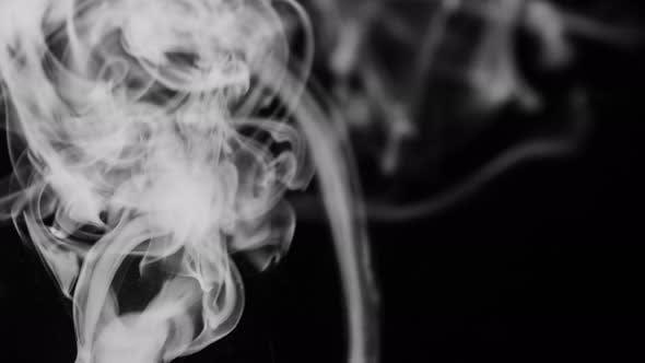 Thumbnail for Smoke Element Over Black