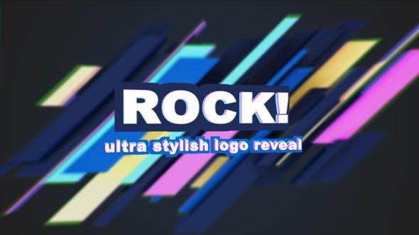 80`s Ultra Stylish Elektro- Logo Reveal